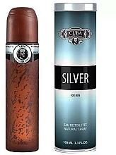 Kup Cuba Silver - Woda toaletowa