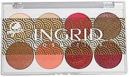 Kup Paletka cieni do powiek - Ingrid Cosmetics Bali Eyeshadows Palette