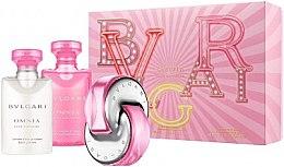 Kup Bvlgari Omnia Pink Sapphire - Zestaw (edt 40 ml + b/lot 40 ml + sh/gel 40 ml)