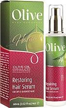 Kup Odbudowujące serum do włosów - Frulatte Olive Restoring Hair Serum