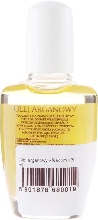 Olej arganowy - Nacomi — фото N2