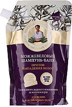 Kup Szampon przeciw wypadaniu włosów Jałowiec - Receptury Babci Agafii (uzupełnienie)