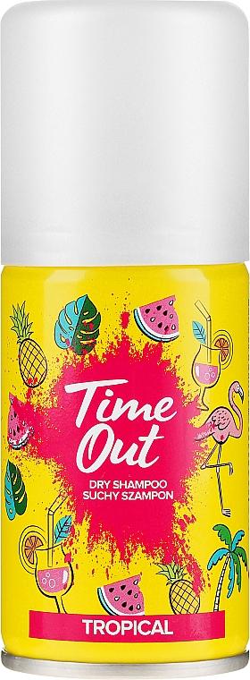 Suchy szampon do włosów Tropikalny - Time Out Tropical — фото N1