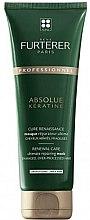 Kup Keratynowa maska dla włosów zniszczonych - Rene Furterer Absolue Keratine Renewal Care Mask Thick Hair
