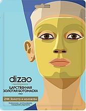 Kup Maseczka do twarzy Królewskie złoto - Dizao