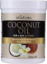 Kup Nawilżający olej kokosowy do włosów, twarzy i ciała - Miaflora Coconut Oil