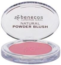 Kup Róż do policzków - Benecos Natural Compact Blush