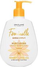 Kup Zmiękczający krem do higieny intymnej Nagietek - Oriflame Feminelle Nurturing Intimate Cream