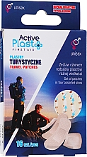 Kup Plastry turystyczne - Ntrade Active Plast First Aid Travel Patches