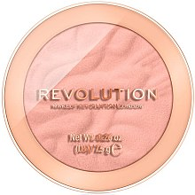 Kup Róż do policzków - Makeup Revolution Reloaded Blusher