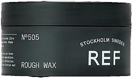 Kup Mocno utrwalający wosk do stylizacji włosów - REF Rough Wax