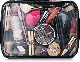 Kup Kosmetyczka przezroczysta Visible Bag (25 x 18 x 8 cm, bez zawartości) - Makeup