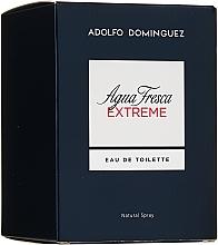 Kup Adolfo Dominguez Agua Fresca Extreme - Woda toaletowa