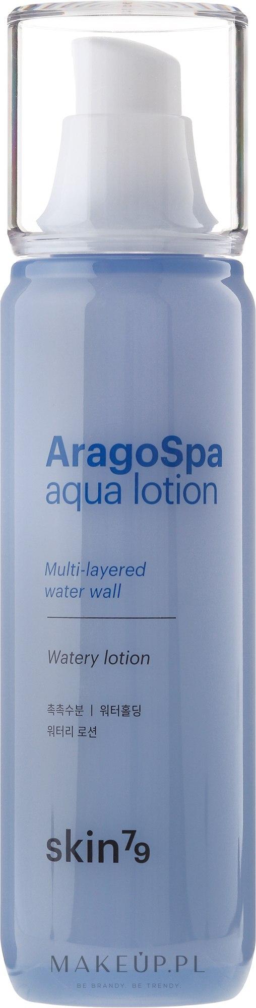 Lekki nawilżający lotion do twarzy - Skin79 AragoSpa Aqua Lotion — фото 125 ml
