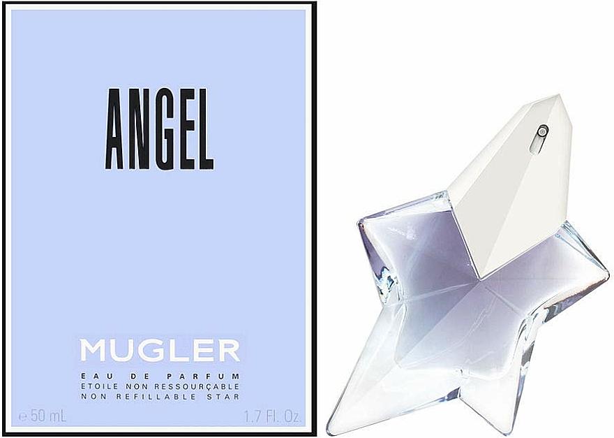 Mugler Angel Non Refillable Star - Woda perfumowana — фото N2