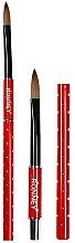Kup Pędzelek do zdobienia paznokci, RN 00442 - Ronney Professional Acrylic Nail Art Brush №10