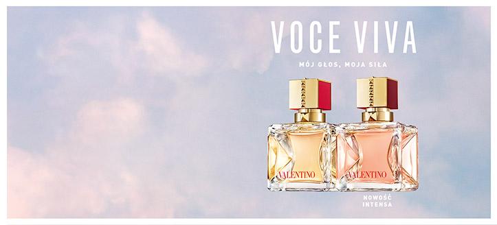 Odbierz Voce Viva 7 ml, przy zakupie dowolnego zapachu Valentino o pojemności min. 50 ml.
