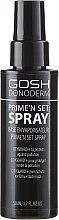 Kup Spray utrwalający makijaż - Gosh Donoderm Prime'n Set