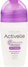 Dezodorant antyperspiracyjny - Oriflame Activelle Actiboost Extreme — фото N1