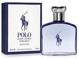 Kup PRZECENA! Ralph Lauren Polo Ultra Blue - Woda toaletowa *