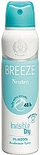Kup Breeze Deo Spray Neutro 48h - Dezodorant w sprayu