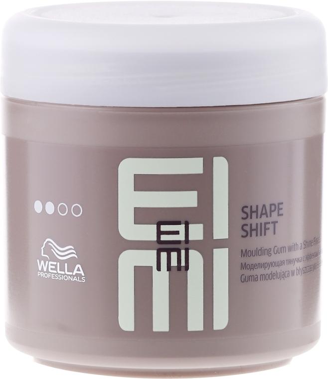 Modelująca guma do włosów nadająca połysk - Wella Professionals EIMI Shape Shift — фото N1