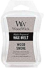 Kup Wosk zapachowy - WoodWick Wax Melt Wood Smoke