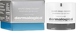 Kup Rewitalizujący żel-krem na noc - Dermalogica Sound Sleep Cocoon