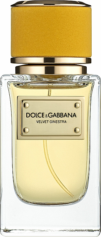 Dolce & Gabbana Velvet Ginestra - Woda perfumowana — фото N1