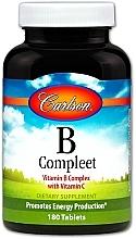 Kup Witamina B - Carlson Labs B Compleet