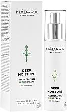 Kup Regenerujący krem do twarzy na noc - Madara Cosmetics EcoFace