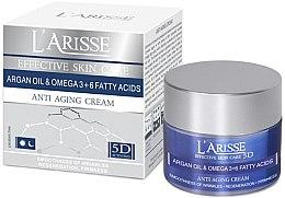 Kup Przeciwzmarszczkowy krem z olejem arganowym i kwasami omega-3 + 6 65+ - AVA Laboratorium L'Arisse Effective Skin Care 5D
