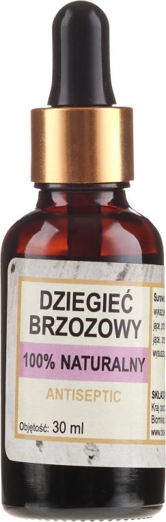 Naturalny olejek z dziegciu brzozowego - Biomika