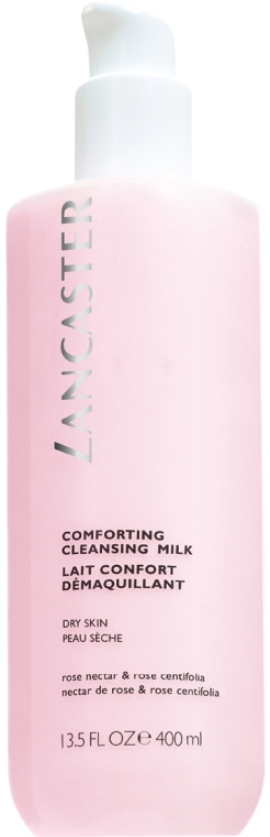 Kojące mleczko do demakijażu - Lancaster Comforting Cleansing Milk — фото N1