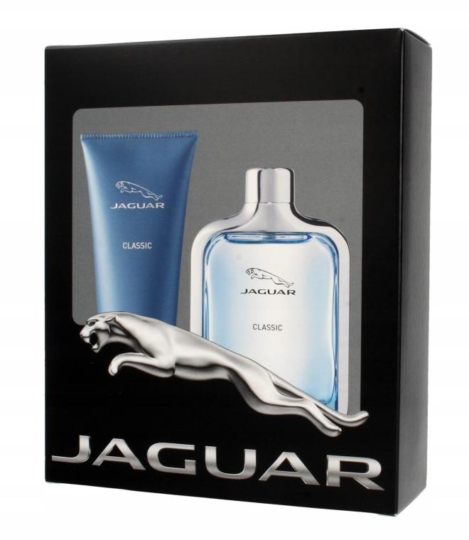 Jaguar Classic - Zestaw (edt/100ml + b/sg/200ml)
