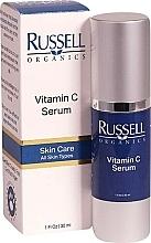 Kup Serum do twarzy z witaminą C - Russell Organics Vitamin C Serum