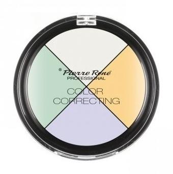 Paletka korektorów do twarzy - Pierre René Color Correcting — фото N1