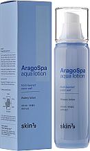Kup PRZECENA! Lekki nawilżający lotion do twarzy - Skin79 AragoSpa Aqua Lotion *