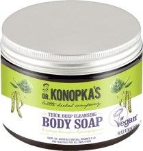 Kup Głęboko oczyszczające mydło do ciała - Dr. Konopka's Thick Deep Cleansing Body Soap