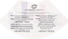 Zestaw - Baylis & Harding Cranberry Martini Collection Lip Set Pink (soap/40g + lip/gloss/12ml + sh/cr/30ml) — фото N2