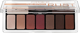 Kup Paleta cieni do powiek - Catrice The Spicy Rust Collection Eyeshadow Palette