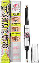 Kup PRZECENA! Kredka i cień do brwi 2 w 1 - Brow Styler Eyebrow Pencil & Powder Duo *