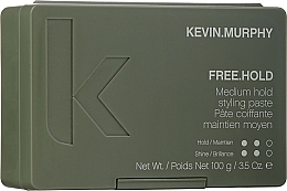 Kup Kremowa pasta do stylizacji włosów, średnie utrwalenie - Kevin.Murphy Free.Hold