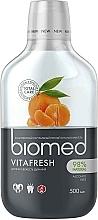 Kup Antybakteryjny płyn do płukania ust odświeżający oddech - Biomed Citrus Fresh Mouthwash