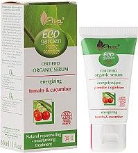 Kup Certyfikowane organiczne serum energizujące Pomidor i ogórek 35+ - AVA Laboratorium Eco Garden