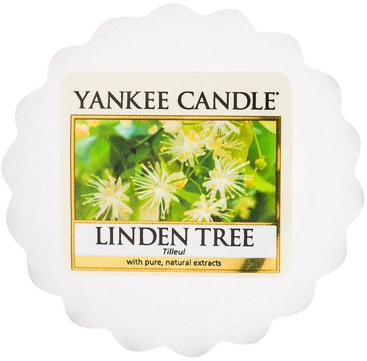 Wosk zapachowy - Yankee Candle Linden Tree Tarts Wax Melts