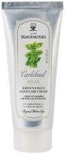 Kup Krem do rąk Melisa - Manufaktura Carlsbad Hand Care Cream