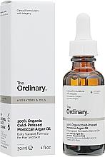 Kup Czysty olej arganowy tłoczony na zimno - The Ordinary 100% Organic Cold-Pressed Moroccan Argan Oil