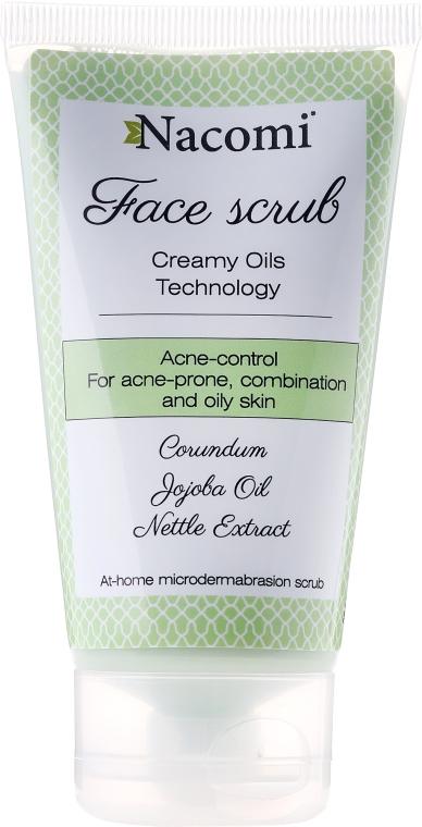Peeling przeciwtrądzikowy do twarzy - Nacomi Face Peeling