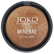 Kup Puder mineralny do twarzy - Joko Mineral Powder